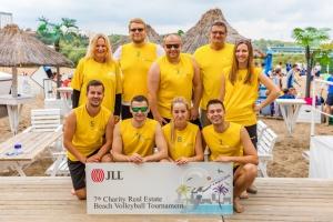 Firmy zagrały charytatywny turniej dla dzieci