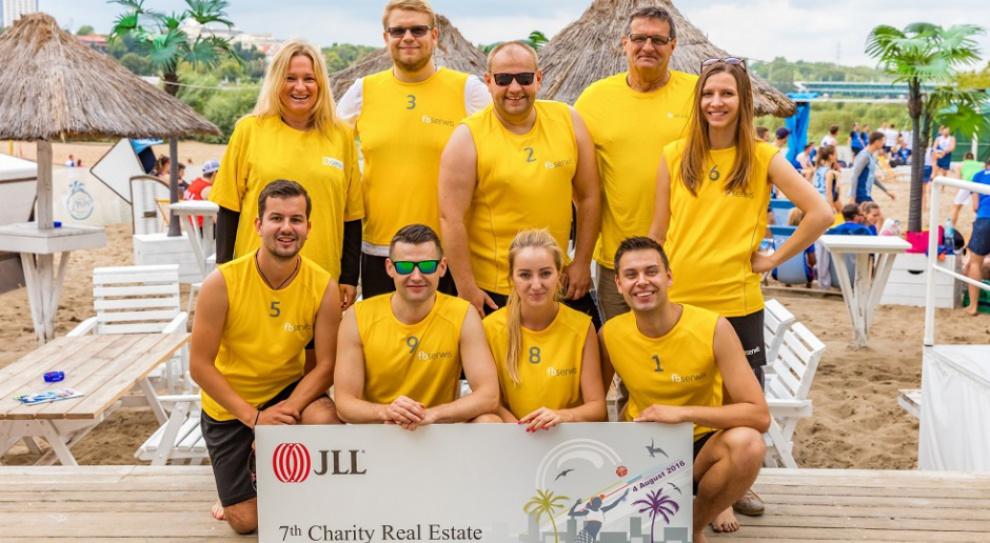VII Charytatywny Turniej Siatkówki Plażowej: Firmy zagrały dla dzieci