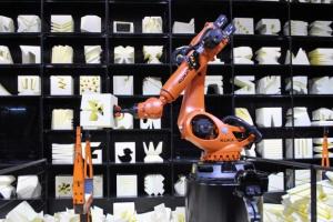 Brakuje pracowników więc rośnie popyt na roboty