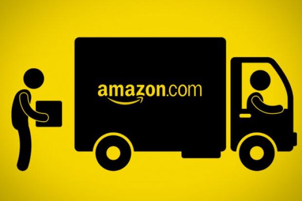 Pracownik poziomu początkowego, który w Amazon jest od ponad roku, zarabia na miesiąc ponad 3 tys. zł (fot.amazon.com)