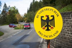 Niemcy wzmocniły kontrolę na granicy z powodu uchodźców