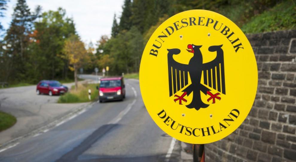Uchodźcy: Niemcy wzmocniły kontrole na granicy ze Szwajcarią