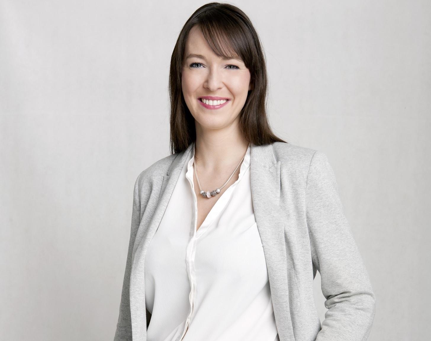 - Wprowadzenie elastycznego modelu pracy to nie tylko kwestia dobrej woli osób zarządzających zespołami - mówi Zuzanna Mikołajczyk (fot.mat.pras.)