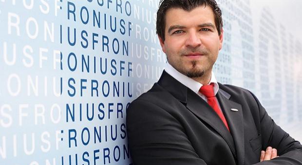 Harald Scherleitner szefem Fronius Perfect Welding