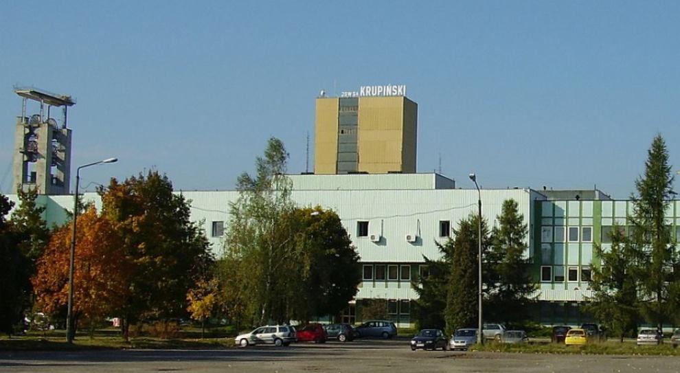 Kopalnia Krupiński: Związkowcy przeciwko przekazaniu kopalni do Spółki Restrukturyzacji Kopalń