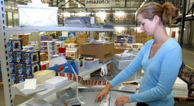 Amazon: Podwyżki nie spełniają oczekiwań związkowców