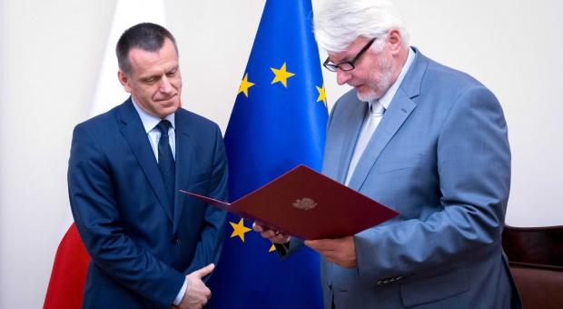 Artur Orzechowski ambasadorem RP w Królestwie Belgii