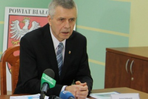 Radni chcą odwołać starostę Antoniego Pełkowskiego