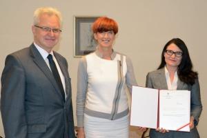 Dorota Habich nowym wiceprezesem PFRON
