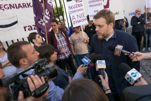 Partia żąda dymisji Hanny Gronkiewicz-Waltz