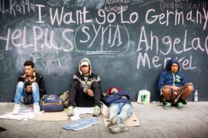 W 2016 r. do Niemiec przyjedzie nawet 400 tys. uchodźców