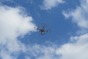 Drony zastąpią dostawców pizzy