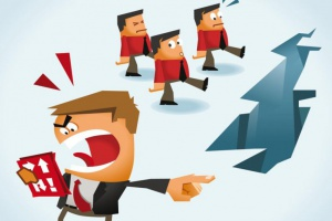 Poniżanie i upokarzanie w miejscu pracy. Doświadcza tego co czwarty Polak