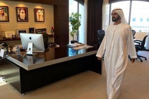 Szejk Dubaju skontrolował urzędy, a tam... nie ma personelu