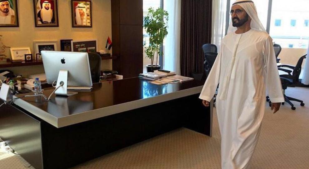 Szejk Dubaju skontrolował urzędy. Nie zastał personelu