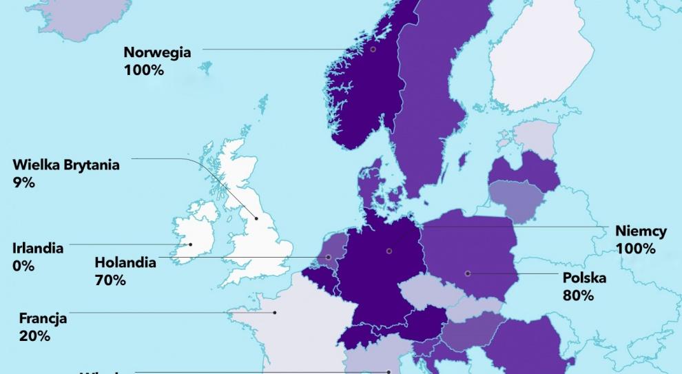 L4/zwolnienia chorobowe w Polsce i Europie: Kodeks pracy dobrze dba o chorych
