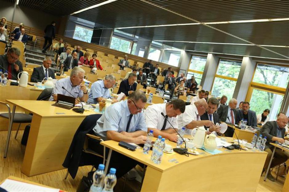 Samorząd województwa pomoże gminie przygotować miejsce inwestycji