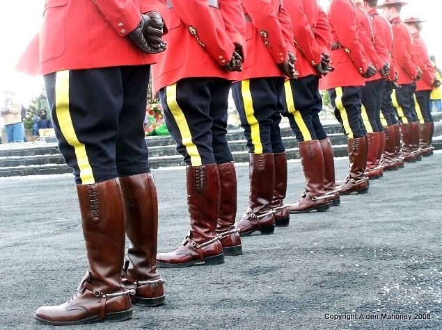 Kanadyjska policja konna. (Fot.: Flickr, CC BY 2.0)