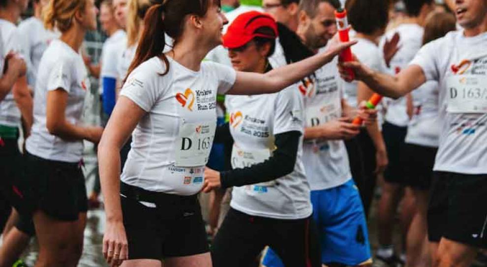 Poland Business Run: Akcje charytatywne - sposób na pomoc, ale też na promocję firmy