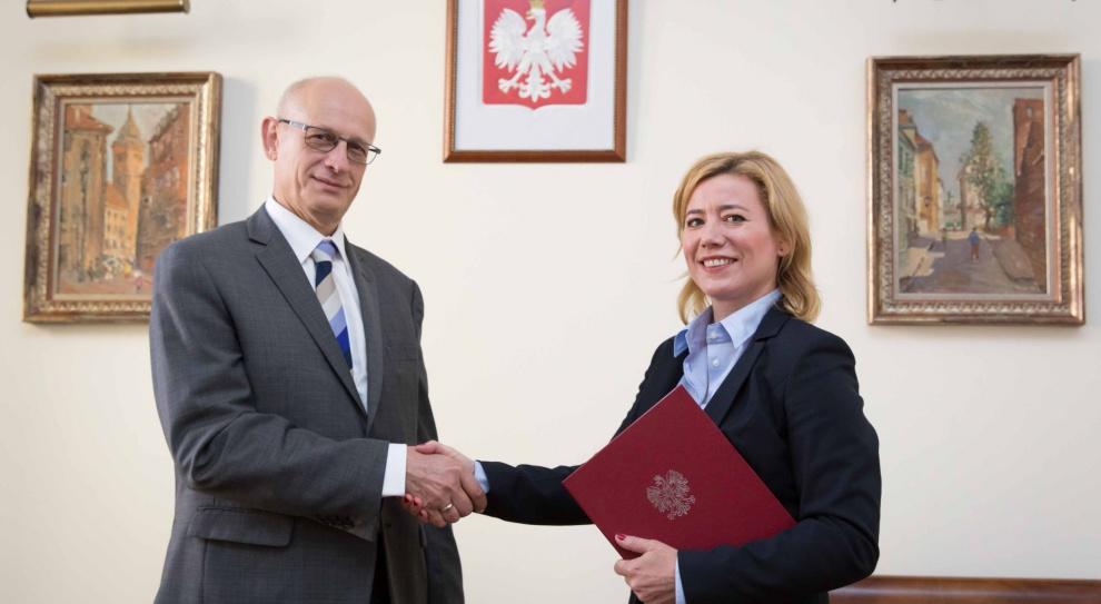 Agnieszka Frydrychowicz-Tekieli ambasadorem RP w Kolumbii