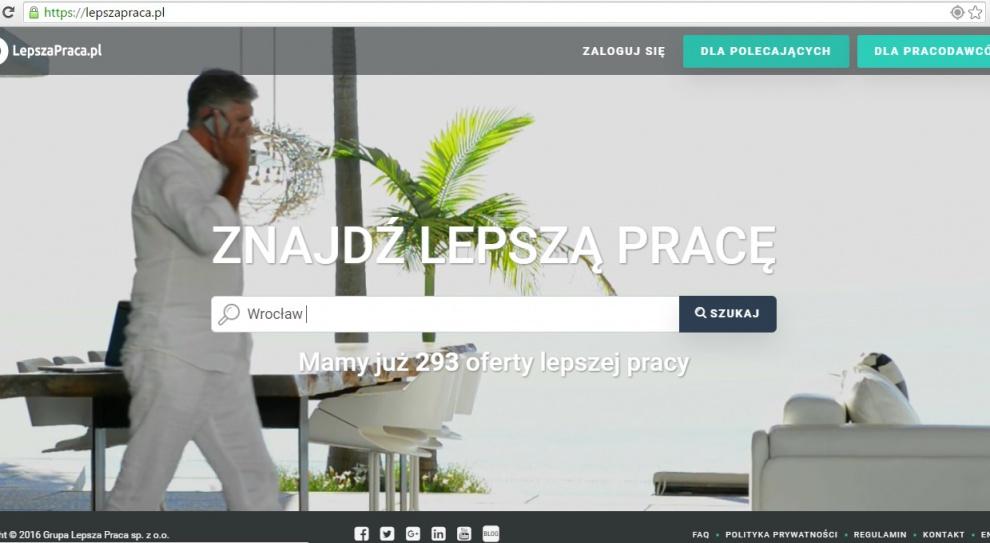 Spór o LepszaPraca.pl. Kto tak naprawdę założył platformę rekrutacyjną?