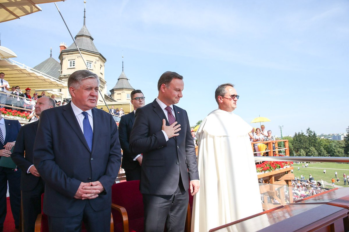 Andrzej Duda: Władze powinny skupić się na rodzinnym gospodarstwie rolnym (fot. Ministerstwo Rolnictwa)