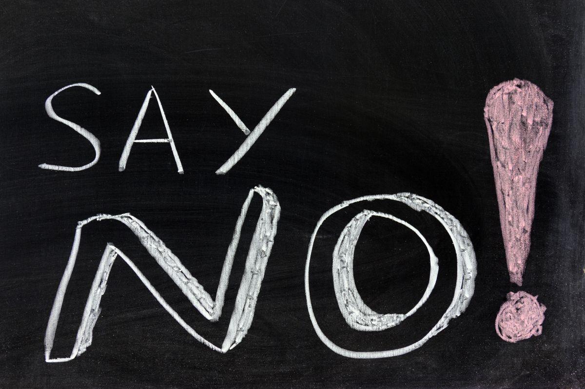 """Osoba potrafiąca wyrażać własne zdanie i nie stroniąca od słowa """"nie"""" ma o wiele większe szanse na osiągnięcie sukcesu zawodowego (fot.fotolia)"""