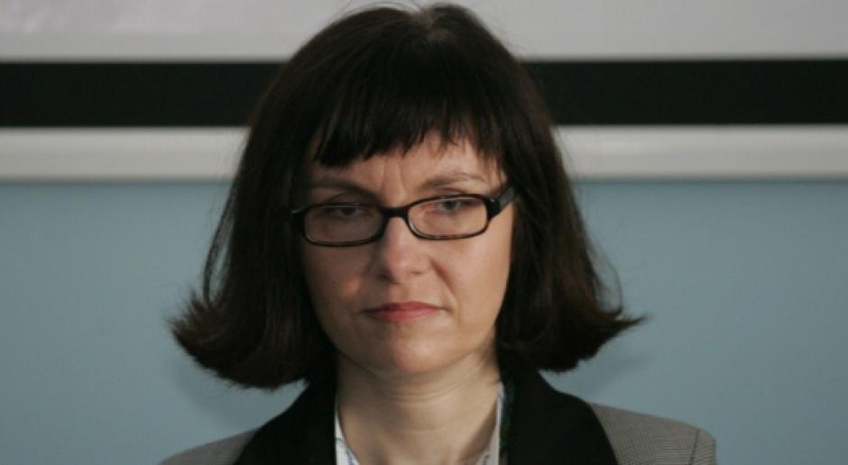 Małgorzata Kuczewska-Łaska odwołana z zarządu PKP PLK