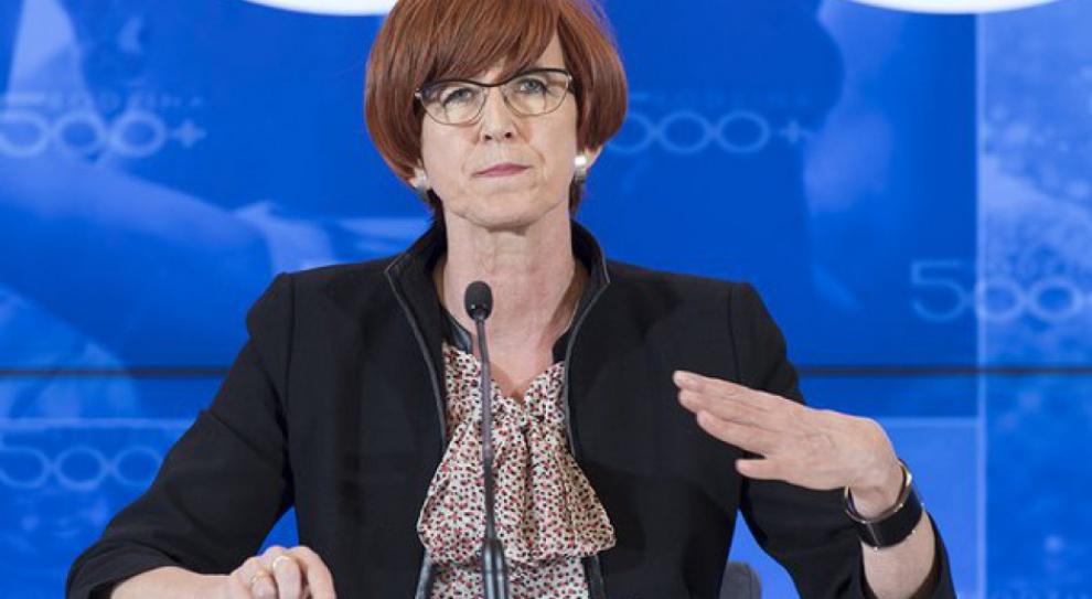 Rafalska: Jesteśmy zadowoleni z poprawiającej się sytuacji na rynku pracy