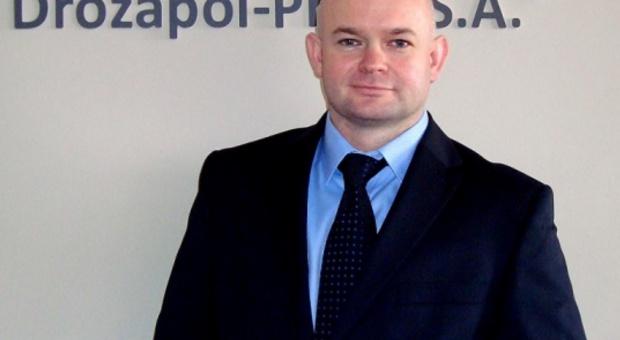 Jakub Kufel zrezygnował ze stanowiska wiceprezesa Drozapol-Profil
