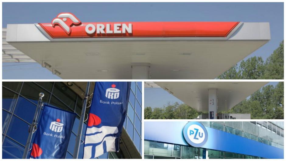 CE Top 500: PKN Orlen, PKO BP i PZU na czele rankingów
