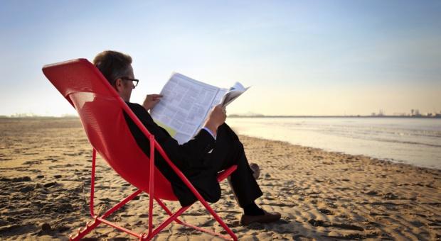 Design i wystrój, praca: Biuro na plaży czy w ogrodzie? Najważniejszy komfort i ergonomia