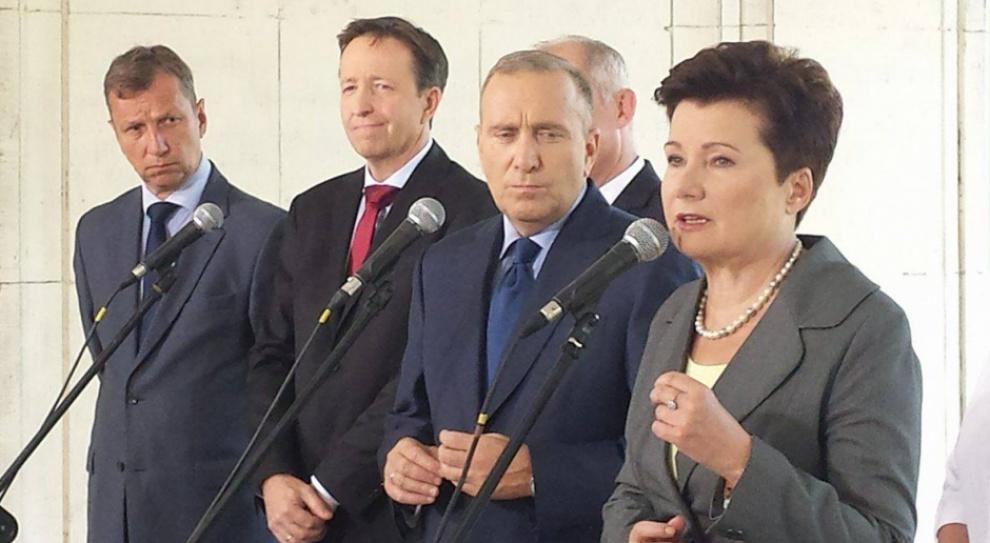 Warszawa, dymisja: Wiceprezydent Jóźwiak i Wojciechowicz odwołani przez Gronkiewicz-Waltz