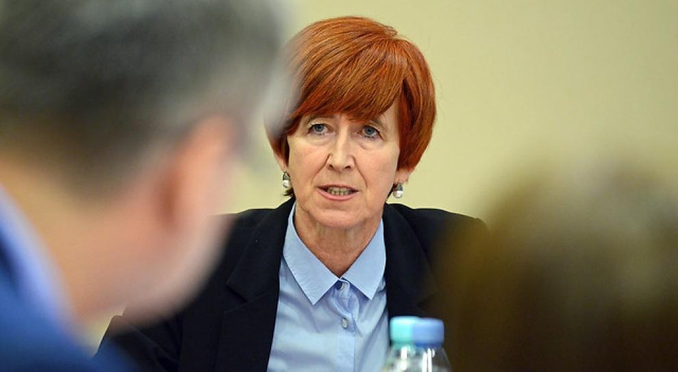 Rafalska rozczarowana brakiem zmian w dyrektywie o pracownikach delegowanych