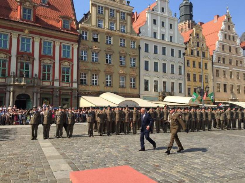 65 kobiet otrzymało promocję na pierwszy stopień oficerski