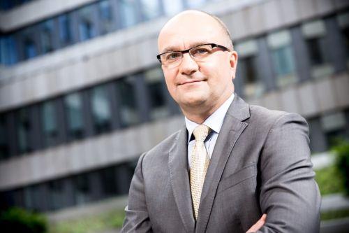 Jacek Łukaszewski, prezes Schneider Electric w Polsce. (fot. mat.pras.)