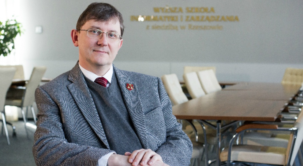 Paweł Chmielnicki przewodniczącym zespołu odwoławczego Polskiej Komisji Akredytacyjnej