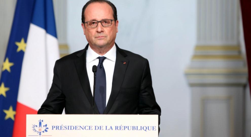 Prezydent Francois Hollande nakazał uratowanie fabryki koncernu Alstom