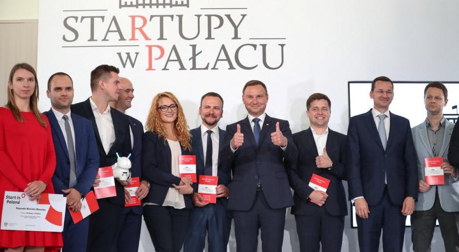 Prezydent Duda: państwo powinno wspierać młode, polskie firmy