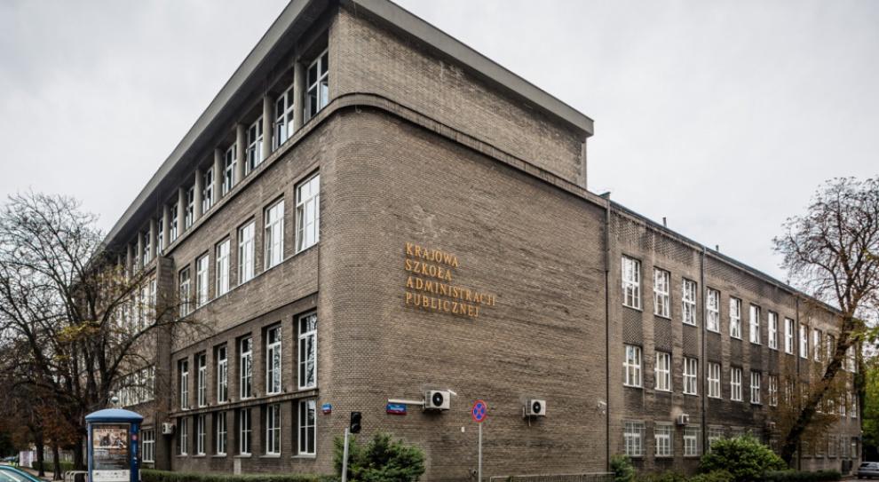 Krajowa Szkoła Administracji Publicznej z imieniem Lecha Kaczyńskiego