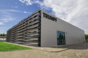 Spółka Trumpf otworzyła swą nowa siedzibę w Polsce