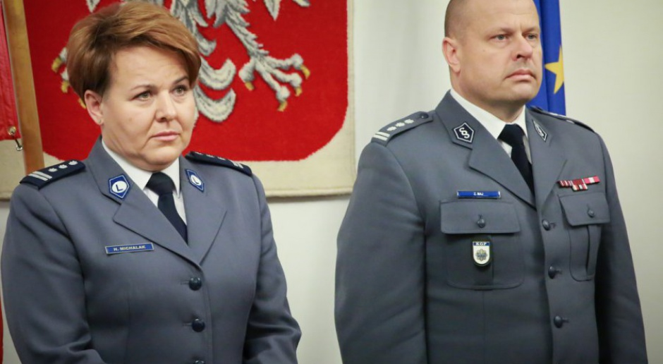 Nadinsp. Helena Michalak, wiceszefowa polskiej policji zdradza kulisy o swojej pracy