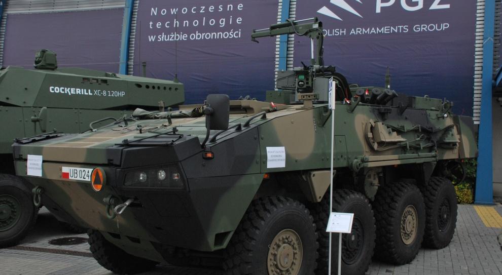 Polska Grupa Zbrojeniowa o swoich celach: innowacja, optymalizacja i transfer nowych technologii
