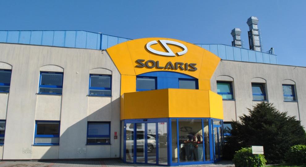 W Zasadniczej Szkole Zawodowej w Murowanej Goślinie działa klasa patronacka Solarisa