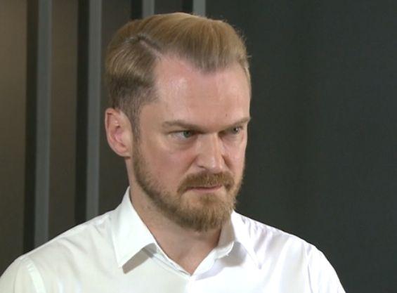 Piotr Bucki, wykładowca, trener, specjalista od komunikacji z Wyższej Szkoły Bankowej w Gdańsku (Fot. Newseria)