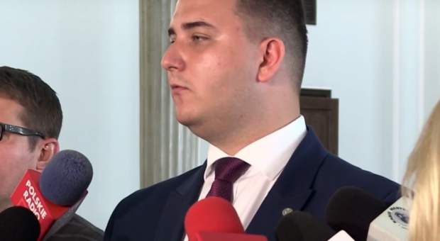 MON: Bartłomiej Misiewicz wystąpił o zawieszenie