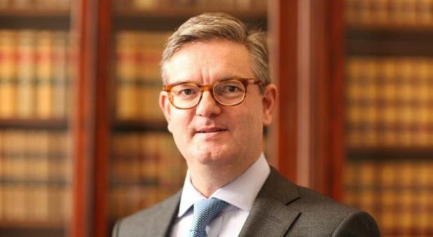 Julian King  komisarzem Unii Europejskiej