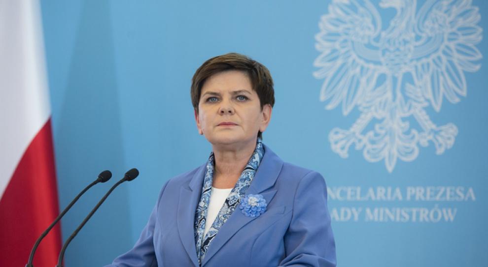 Szydło: Ministrowie muszą zdać raport na temat spółek Skarbu Państwa