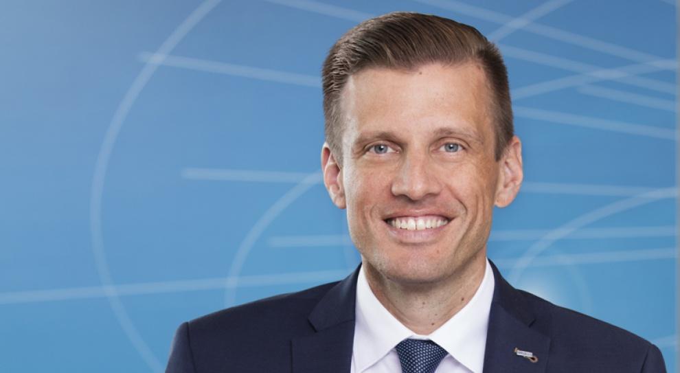 Alexander Tonn nowym dyrektorem w Dachser