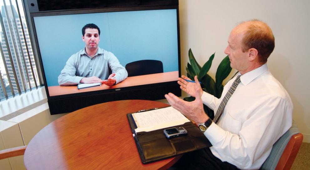 Coraz więcej firm korzysta z wideokonferencji. Pomaga w komunikacji i rekrutacji